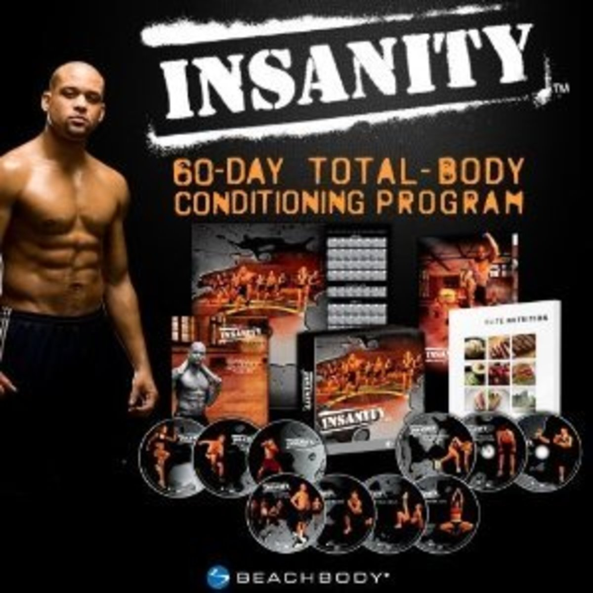 Before & After: Does the Insanity program work?