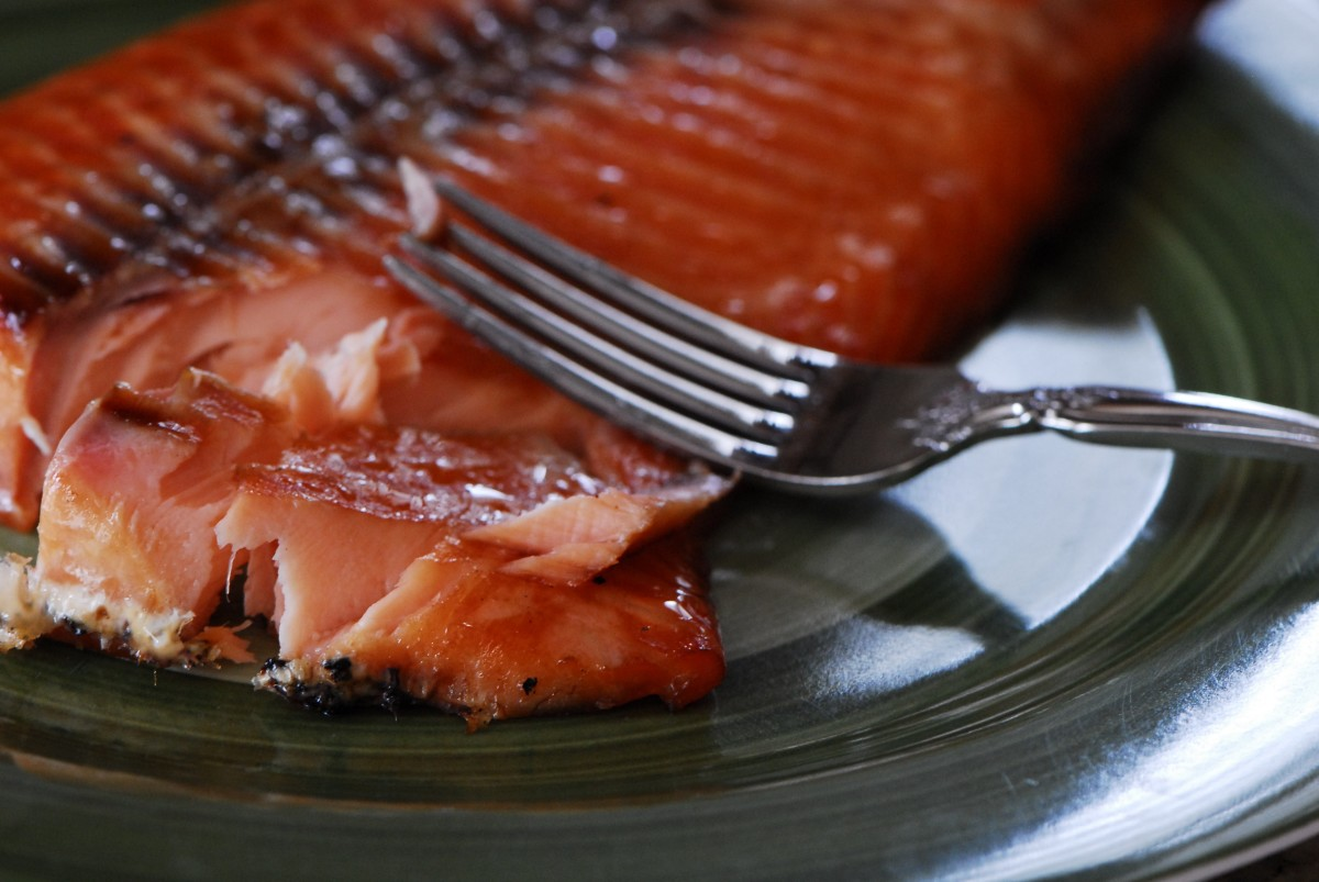 How to Smoke Salmon on the Big Green Egg