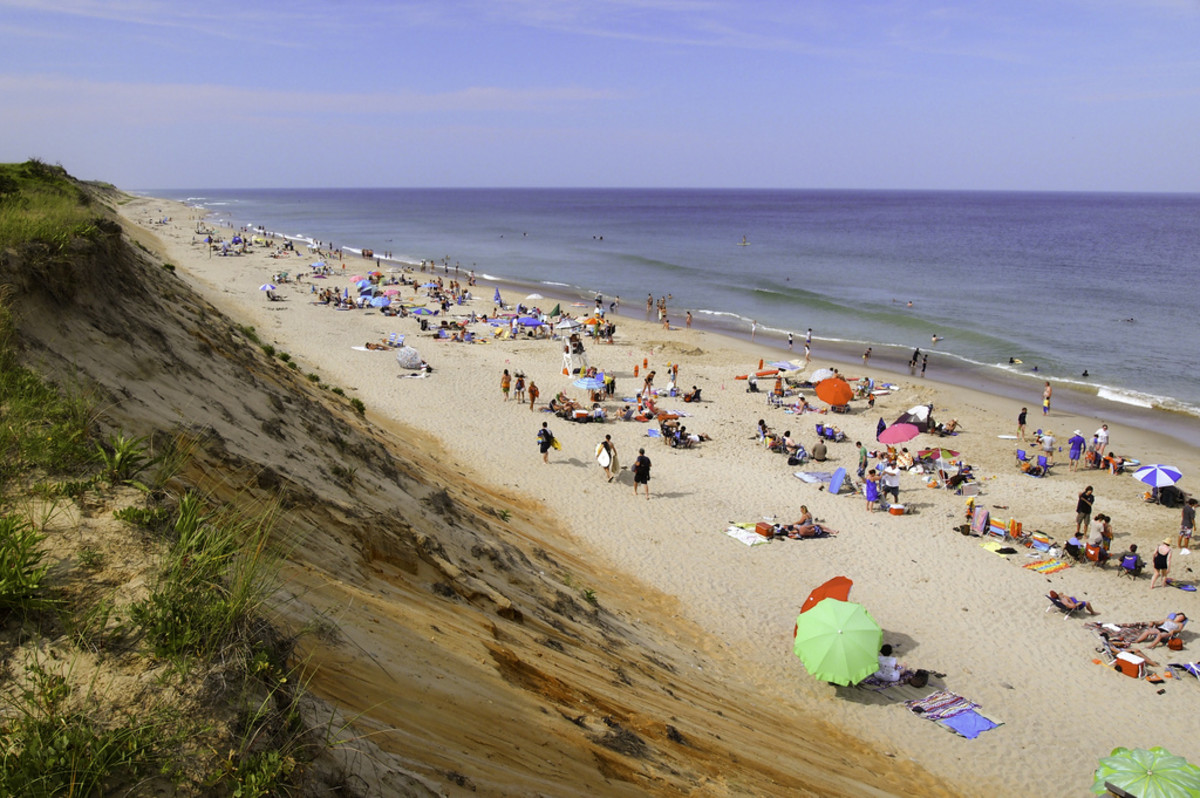 The Ten Best Beaches on Cape Cod
