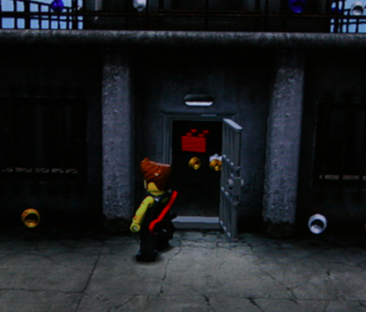 LEGO City Undercover walkthrough: Red Brick Locations