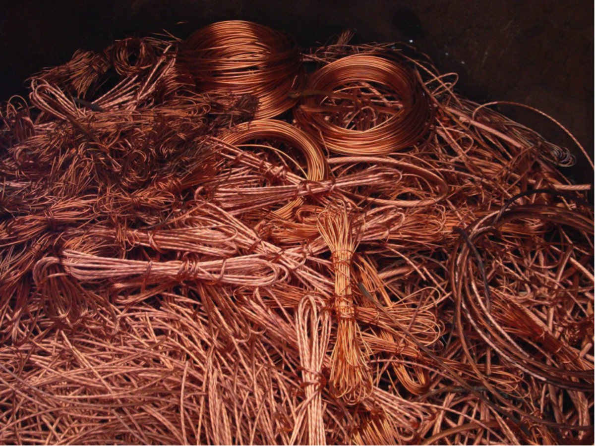 The Different Types of Copper Wire and Their Uses