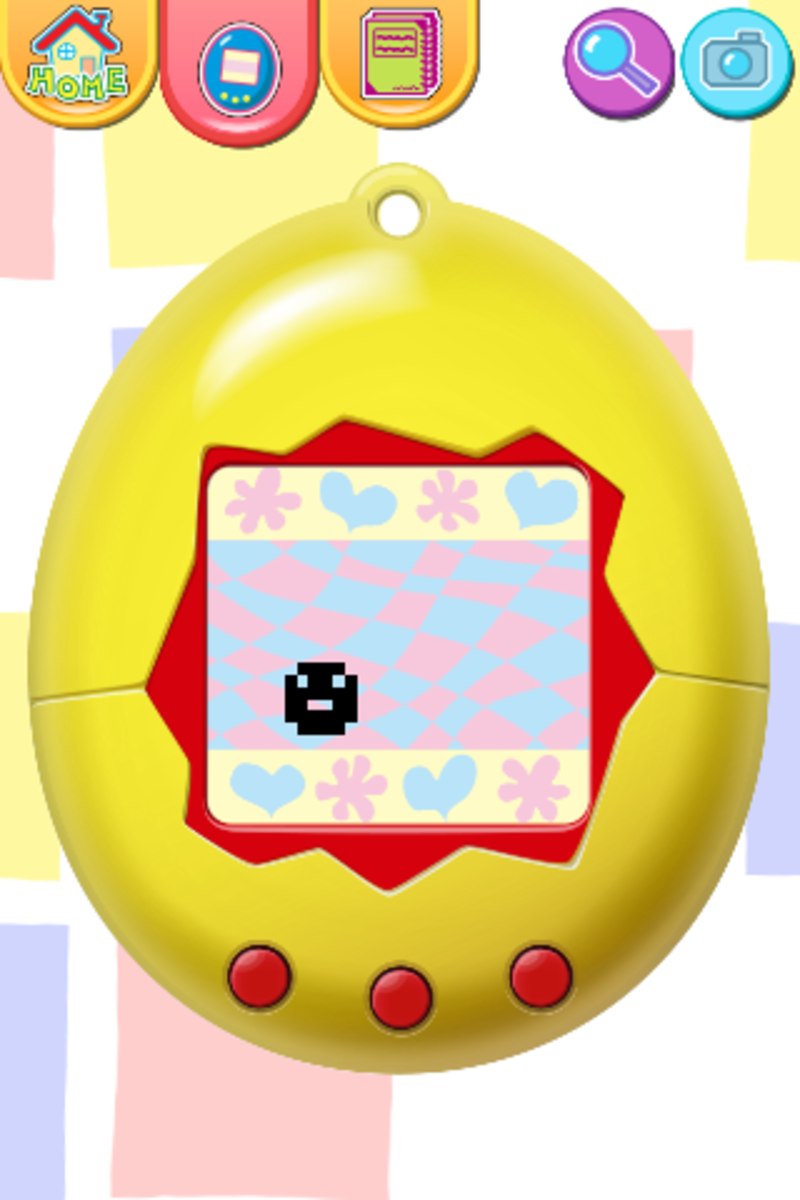 Tamagotchi pets have been popular since their birth in 1996 and remain popular today.