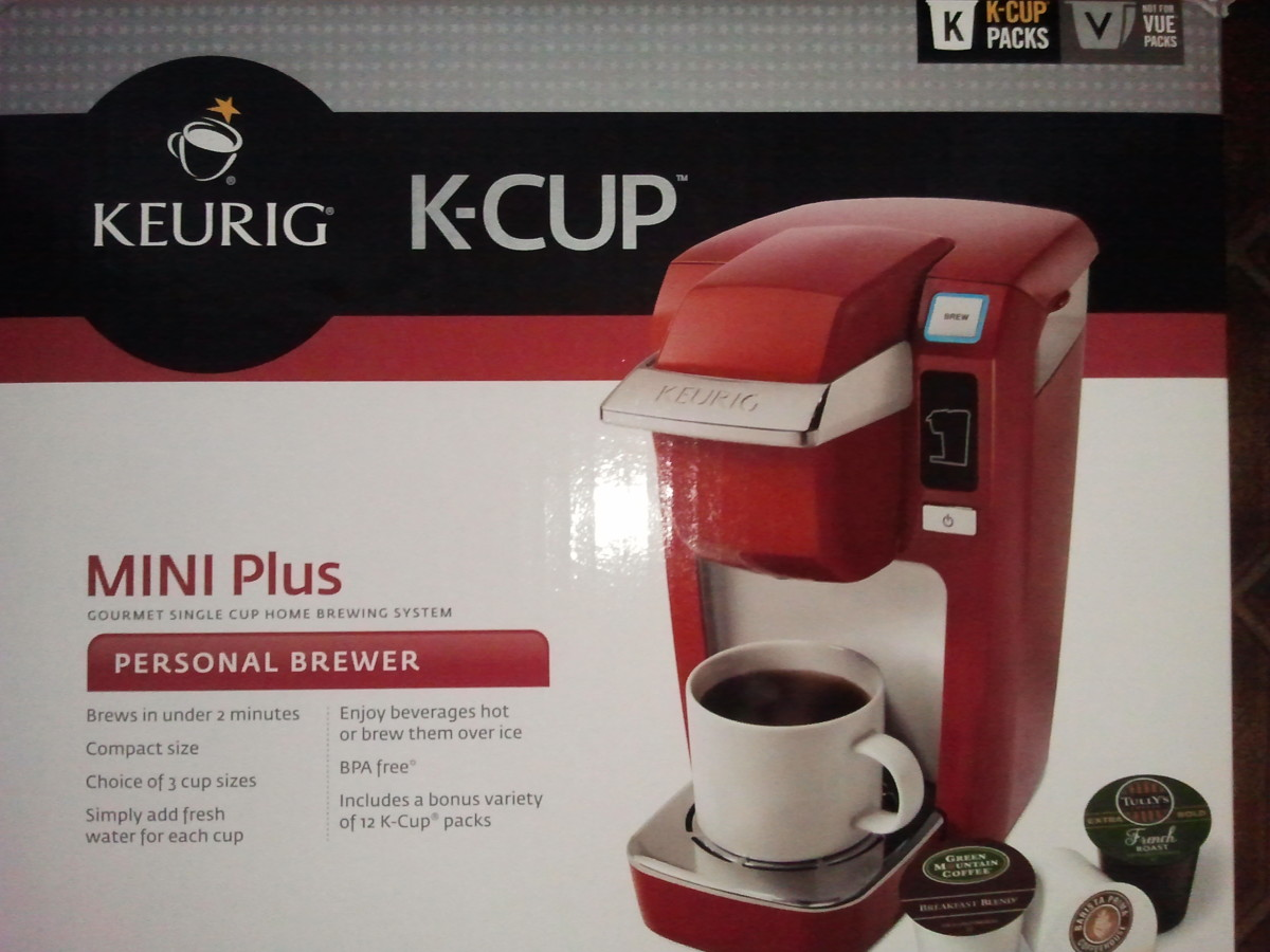 Keurig Coffee MINI Plus (B30) Brewing System Review