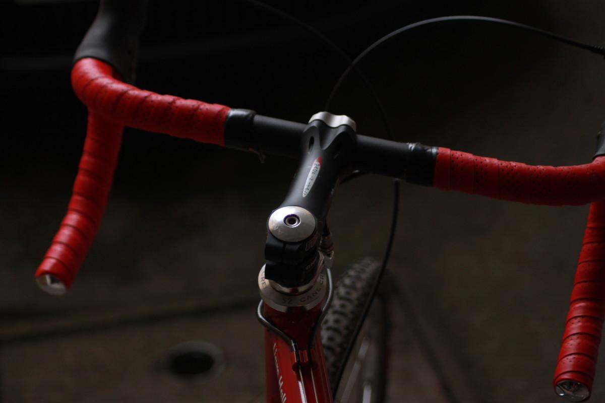 Bike Handlebar Drop Bar Tape Wrap Cork Cycling Road Outdoor Sports Non-slip Tape