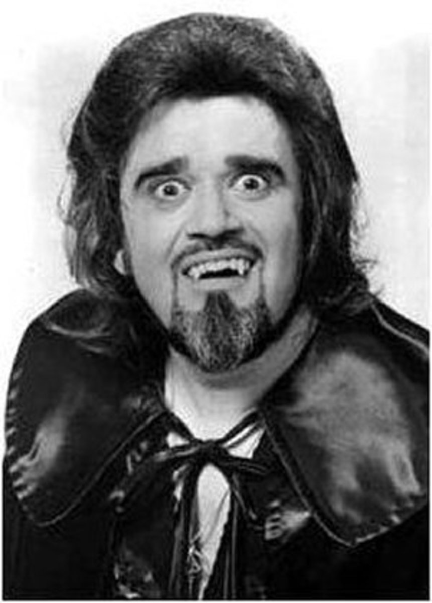Wolfman Jack, Popular AM Radio Disc Jockey of the 1960s and 1970s