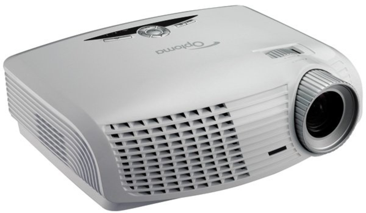 An HD20 projector.