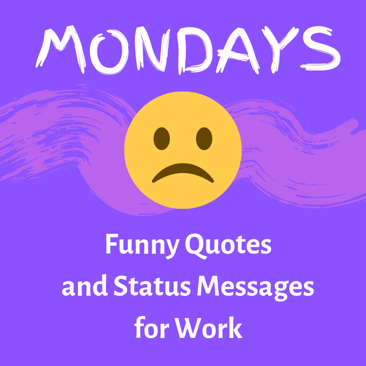 Funny Monday Quotes for Work: Statuses and Pictures