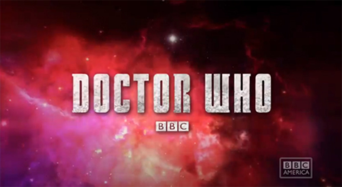Doctor Who 2013 logo