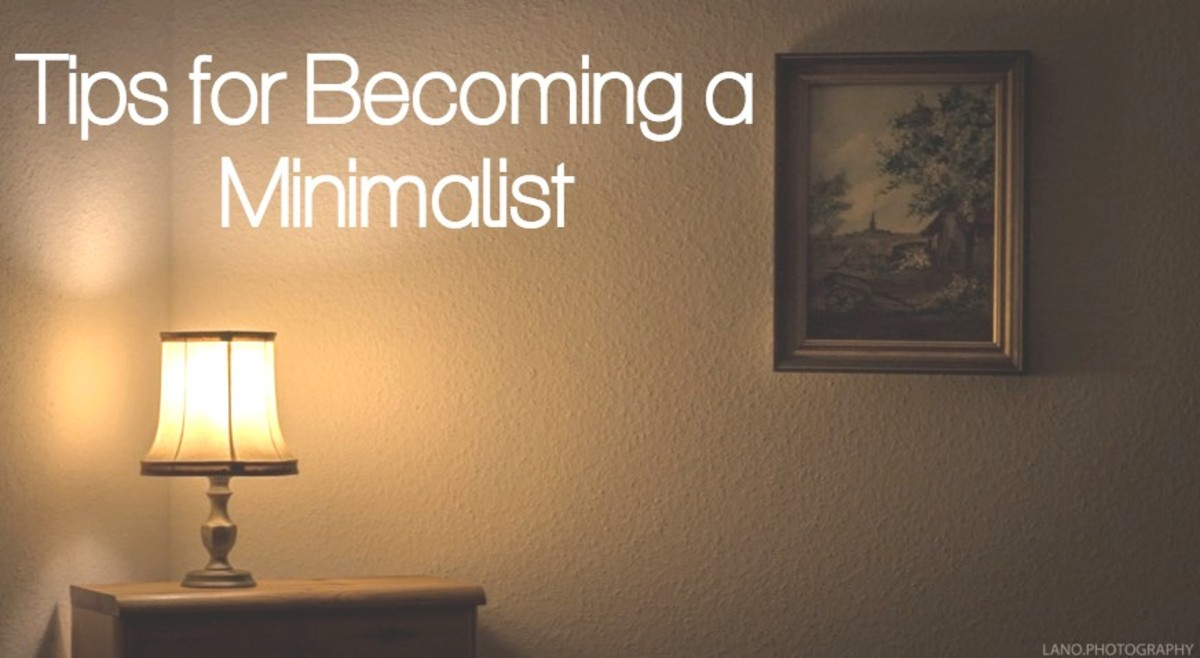 Tips for Becoming a Minimalist