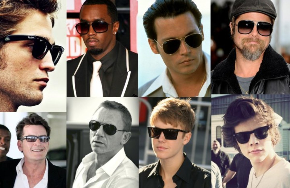 Which sunglasses suit your style?