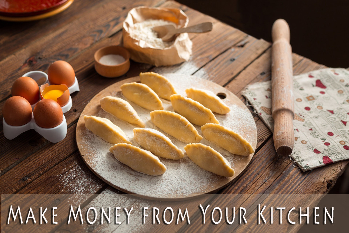 Make money from your kitchen