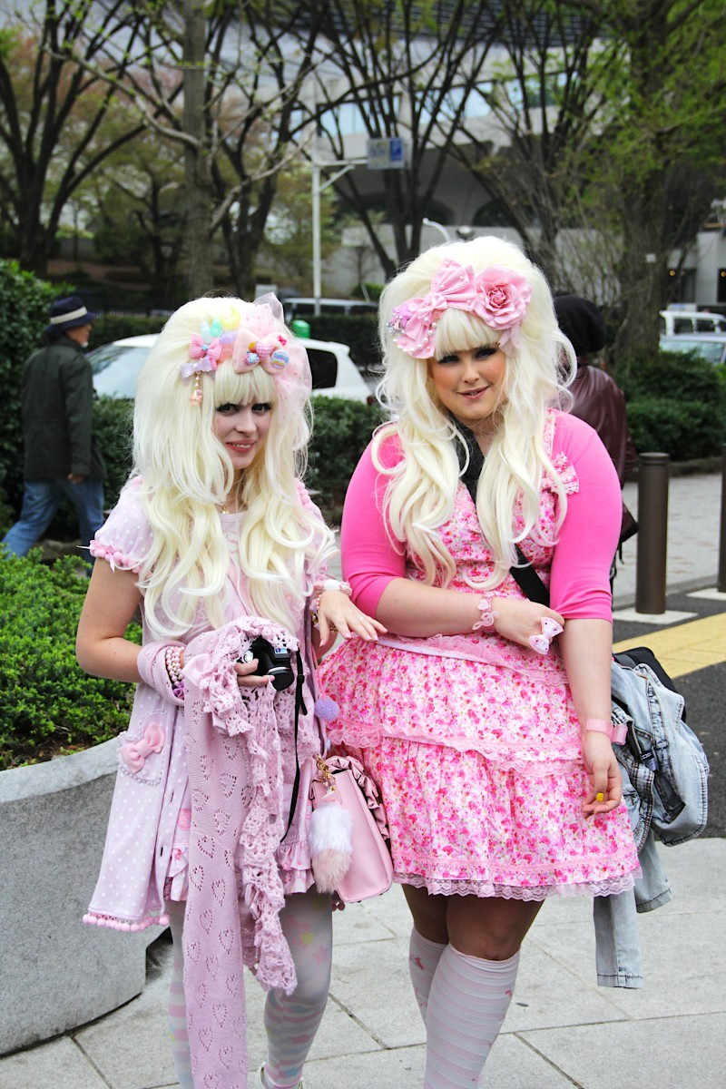 """People commonly described as """"weeaboo"""" may look something like this."""