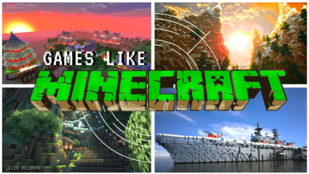 "There will never be another ""Minecraft"" but you're missing out if you don't give these games a try."