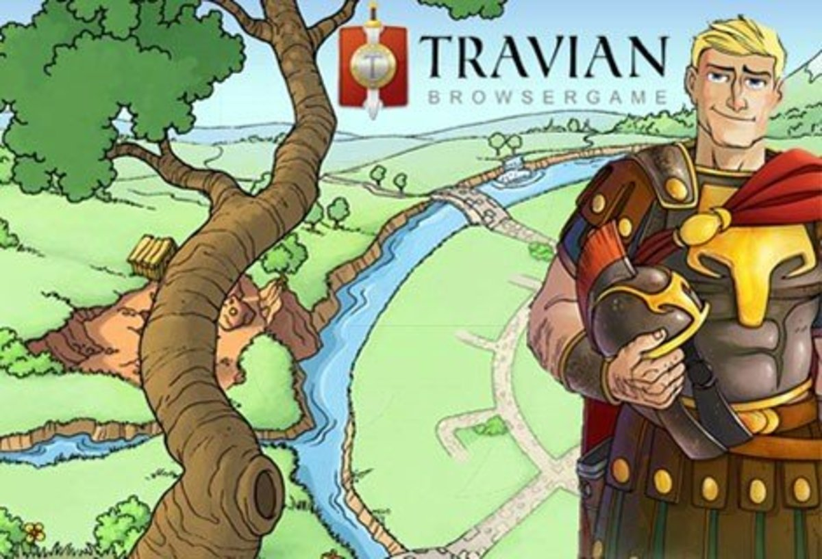 "Learn how to be a better player in ""Travian."""