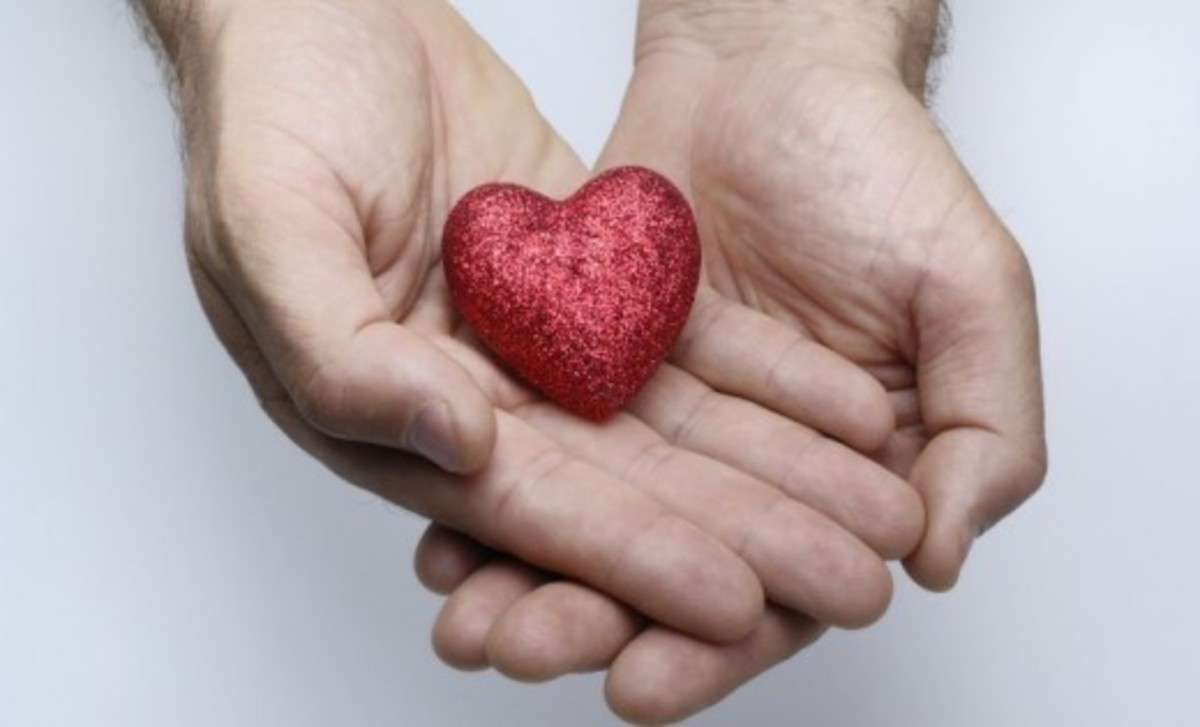 Love is within your grasp