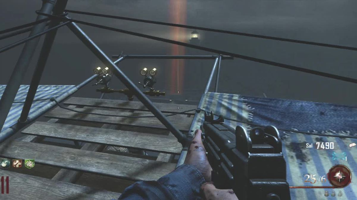 "How to Build the Plane on Alcatraz: Mob of the Dead - ""COD: Black Ops 2, Zombies"""
