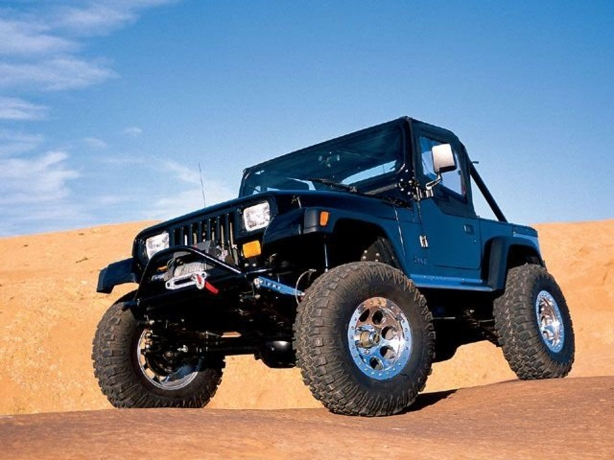 5c2f0cb4baefb6 Improvements to a Jeep YJ That You Should've Already Done