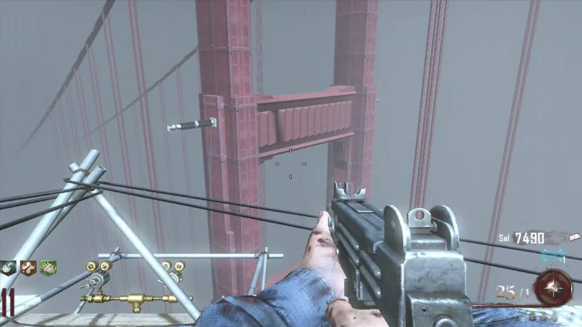 How to get the Plane Parts in Alcatraz: MOTD - Call of Duty: Black Ops 2, Zombies