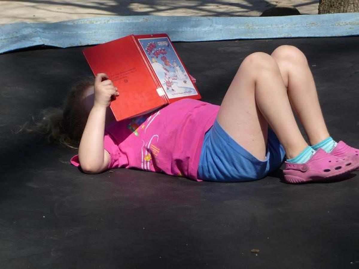 Summer Reading for the Young and Old