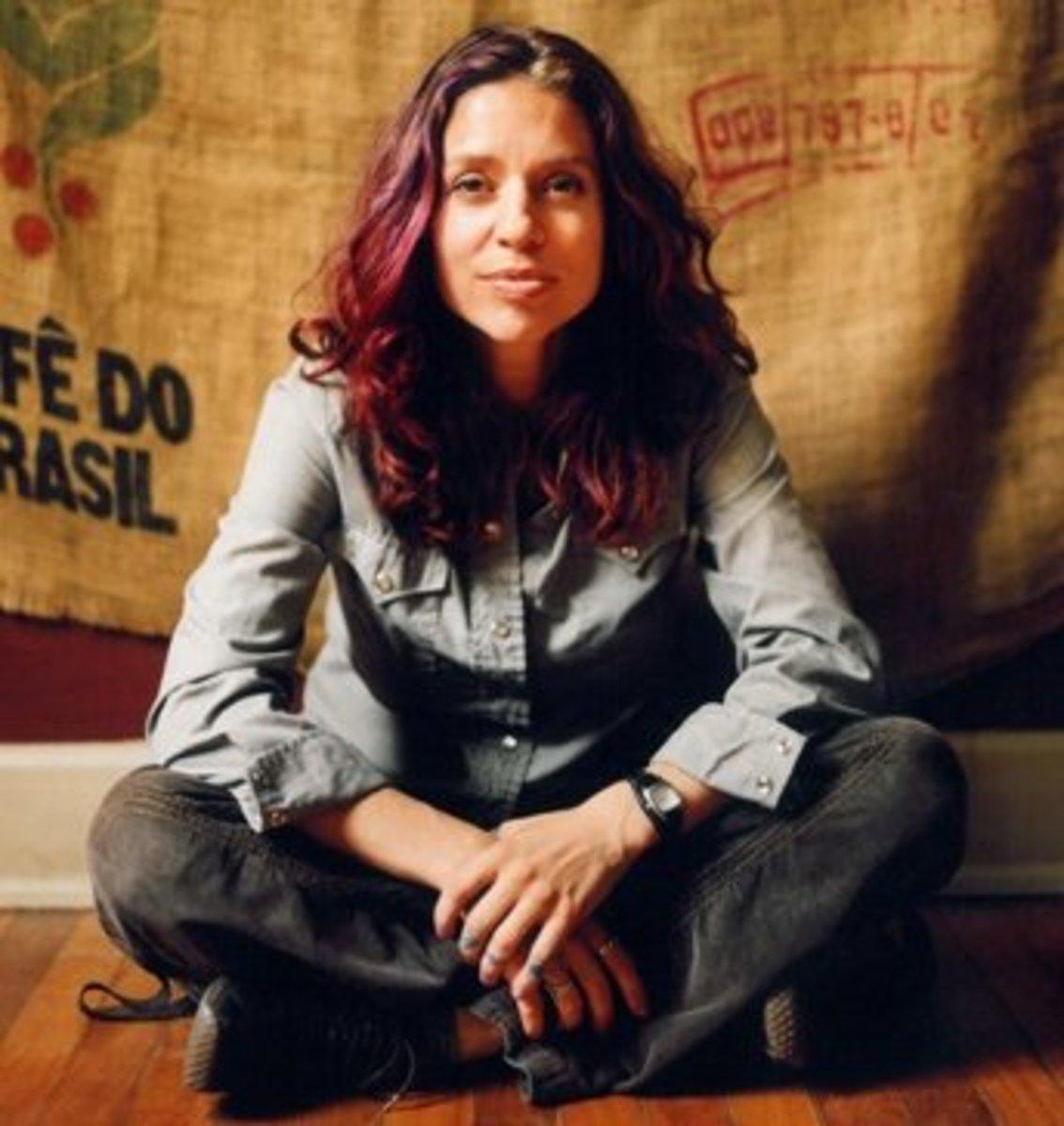 Singer-Songwriter-Musician Ani Difranco