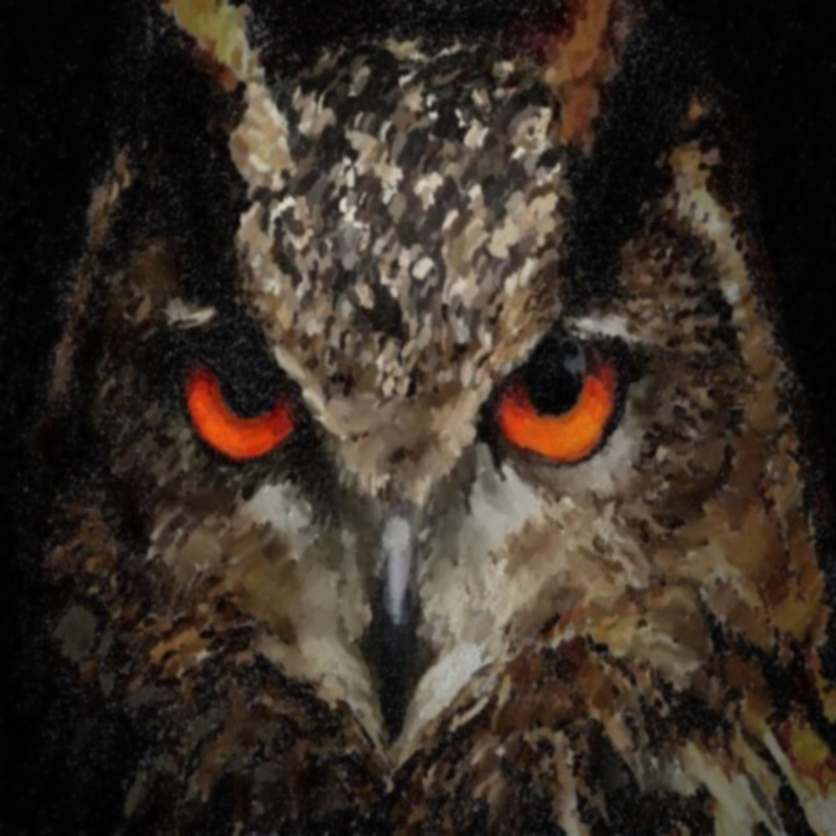 Eurasian Eagle Owls: Information, Pictures and Conservation