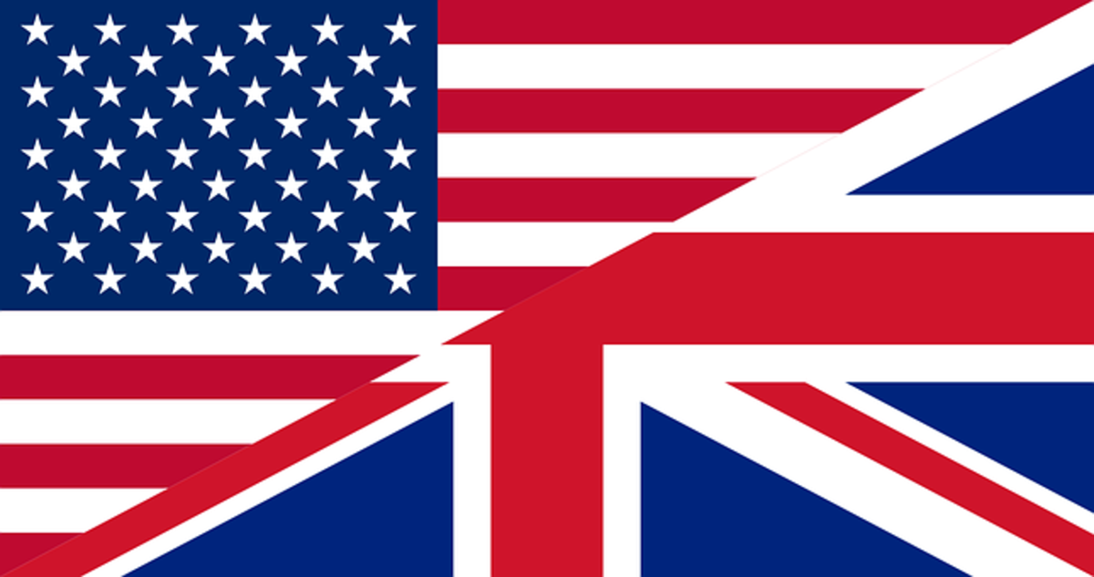 Differences Between British and American English | Owlcation
