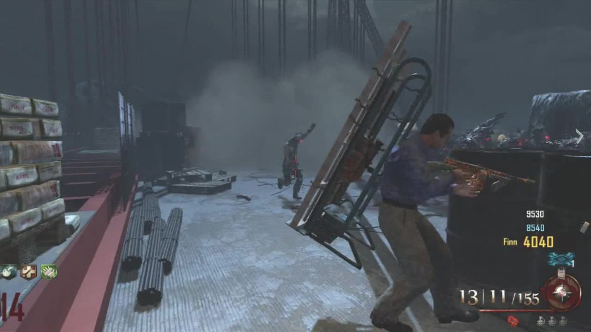 How to Build the Zombie Shield in Alcatraz: MOTD - Call of Duty, Black Ops 2, Zombies