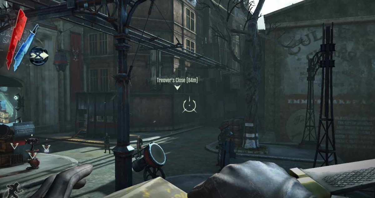 Dishonored Find the Key to the Legal District