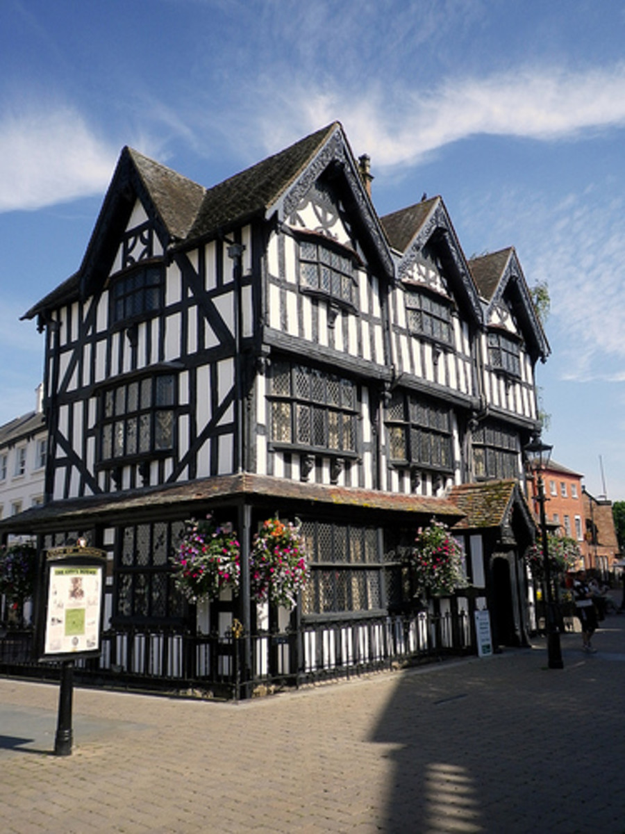 Herefordshire: medieval towns, farming, cider and countryside