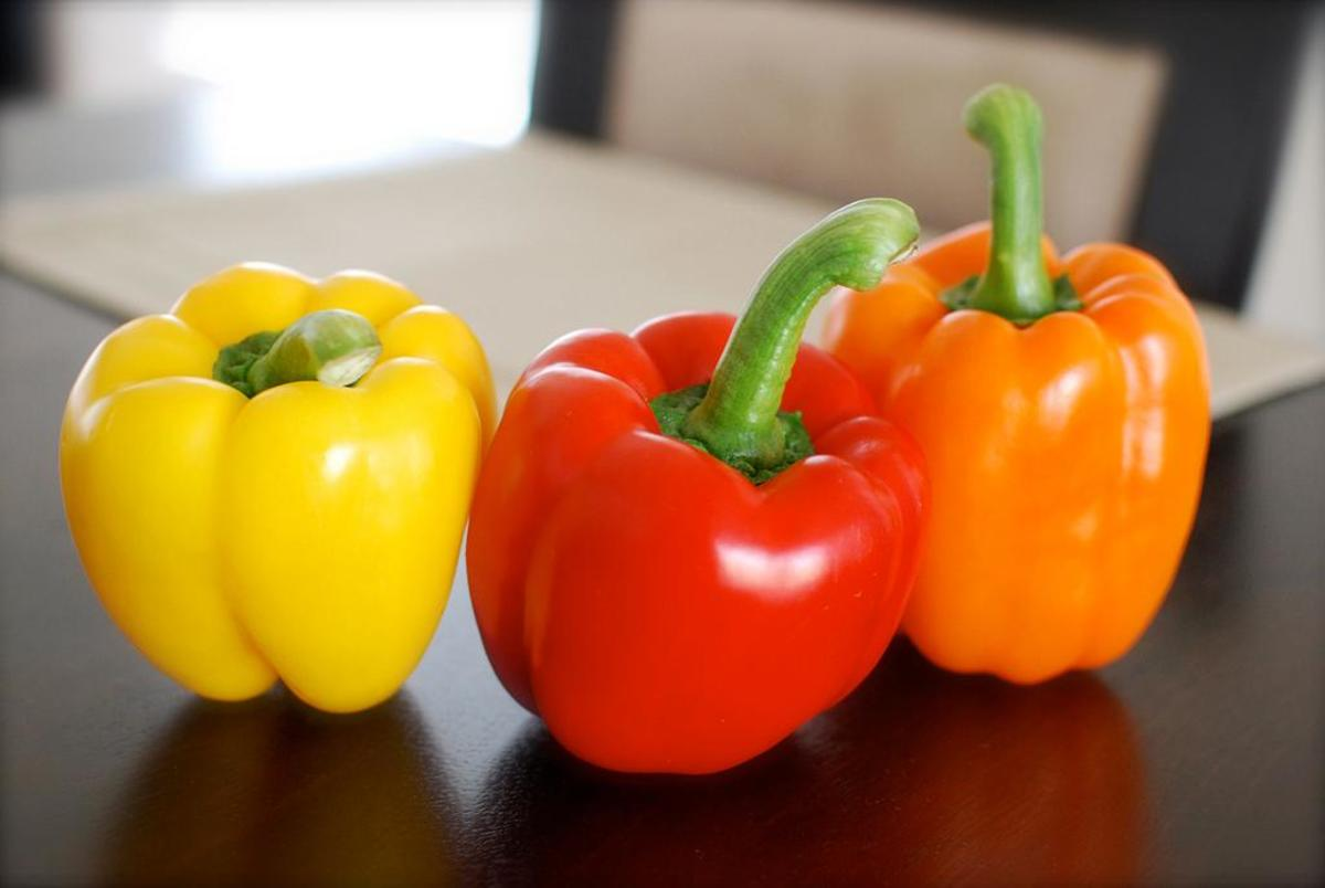 Peppers like it hot, and seedlings planted in early June will do just fine.