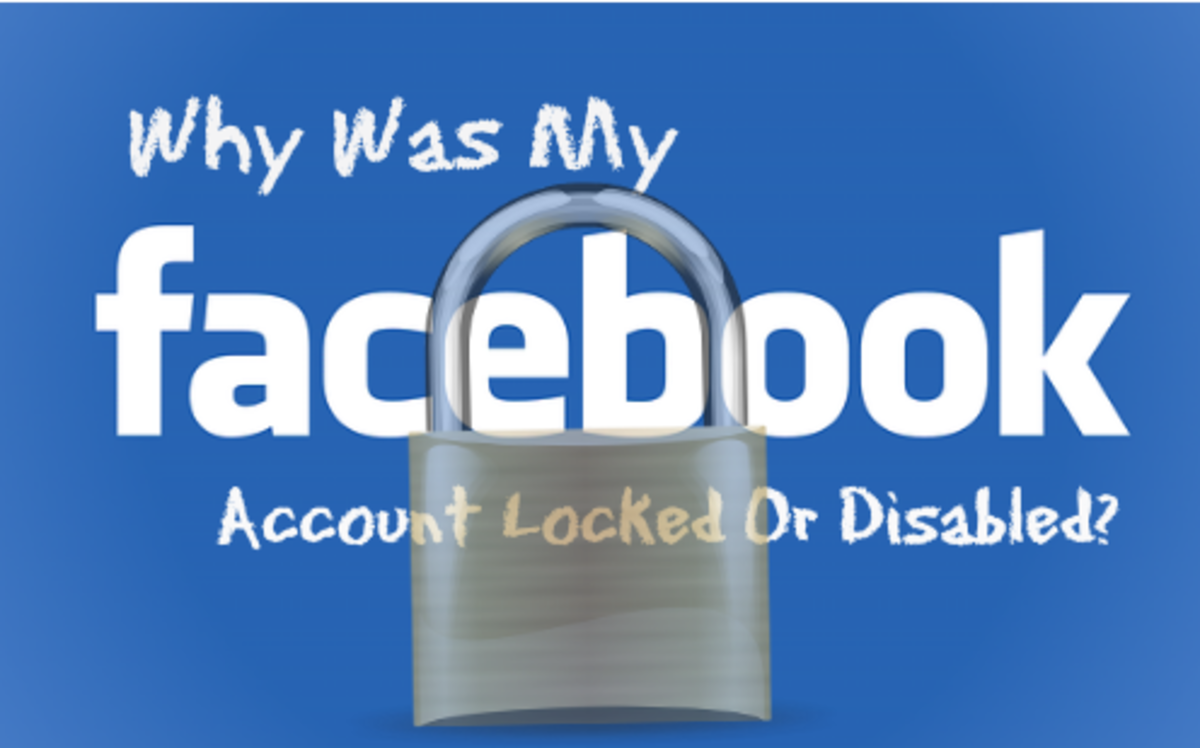 Why Is My Facebook Account Locked or Disabled?