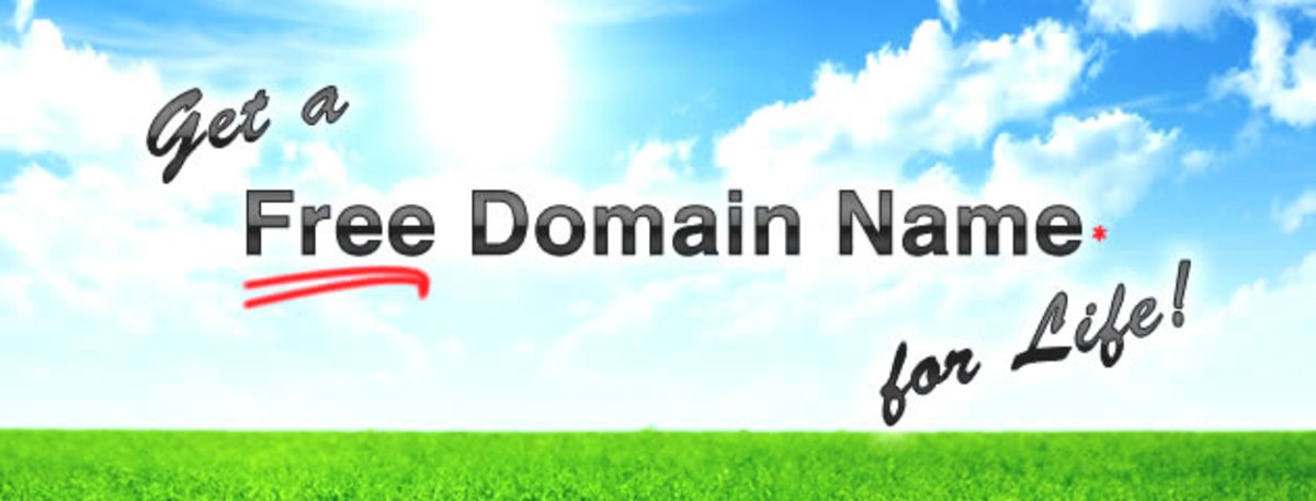 Best Free Domain Names