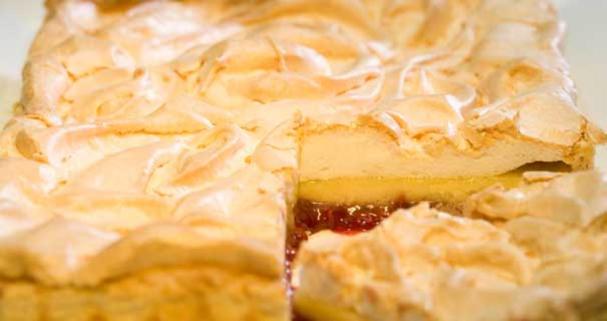How to Make Manchester Tart or Pudding: Recipes From War-Time to Date
