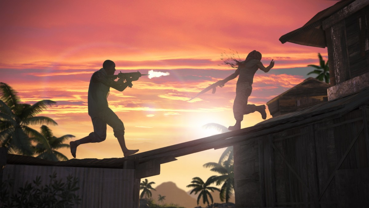 "5 Games Like ""Far Cry 3"""