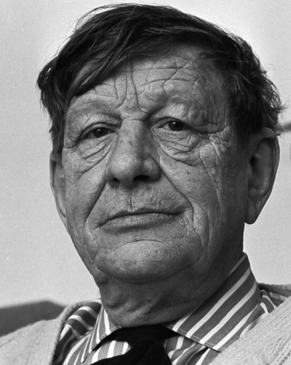 w h auden s the unknown citizen