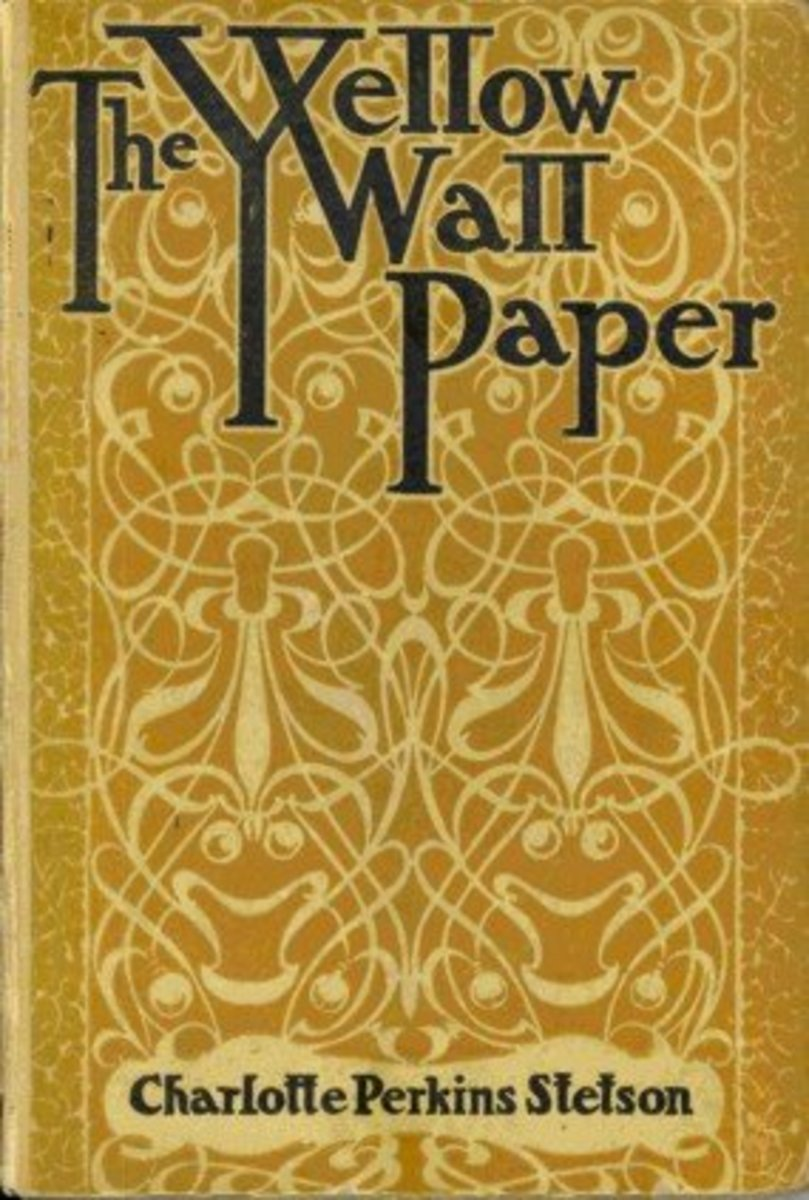 Notions of Irony in Charlotte Perkins Gilman's The Yellow Wallpaper
