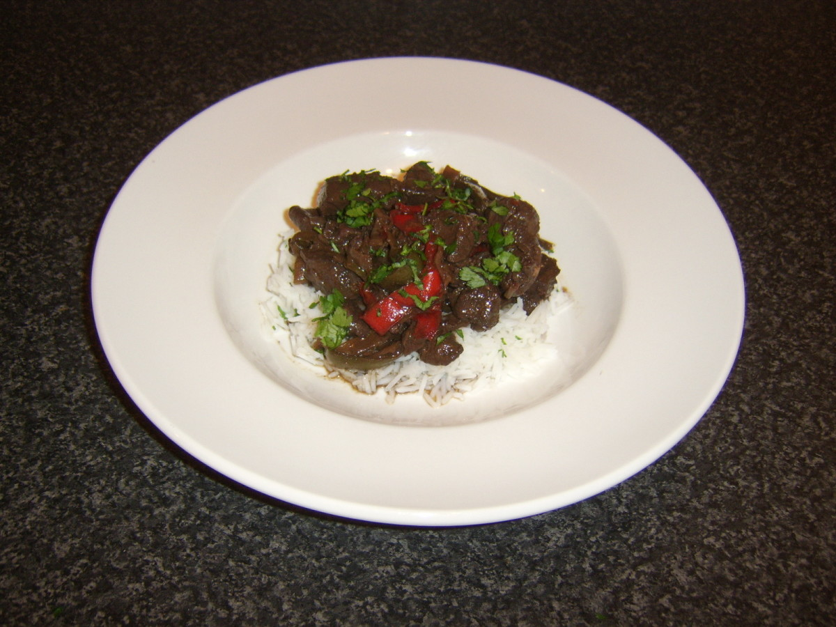 Pigeon breast and venison casserole is just one of the recipes featured on this page