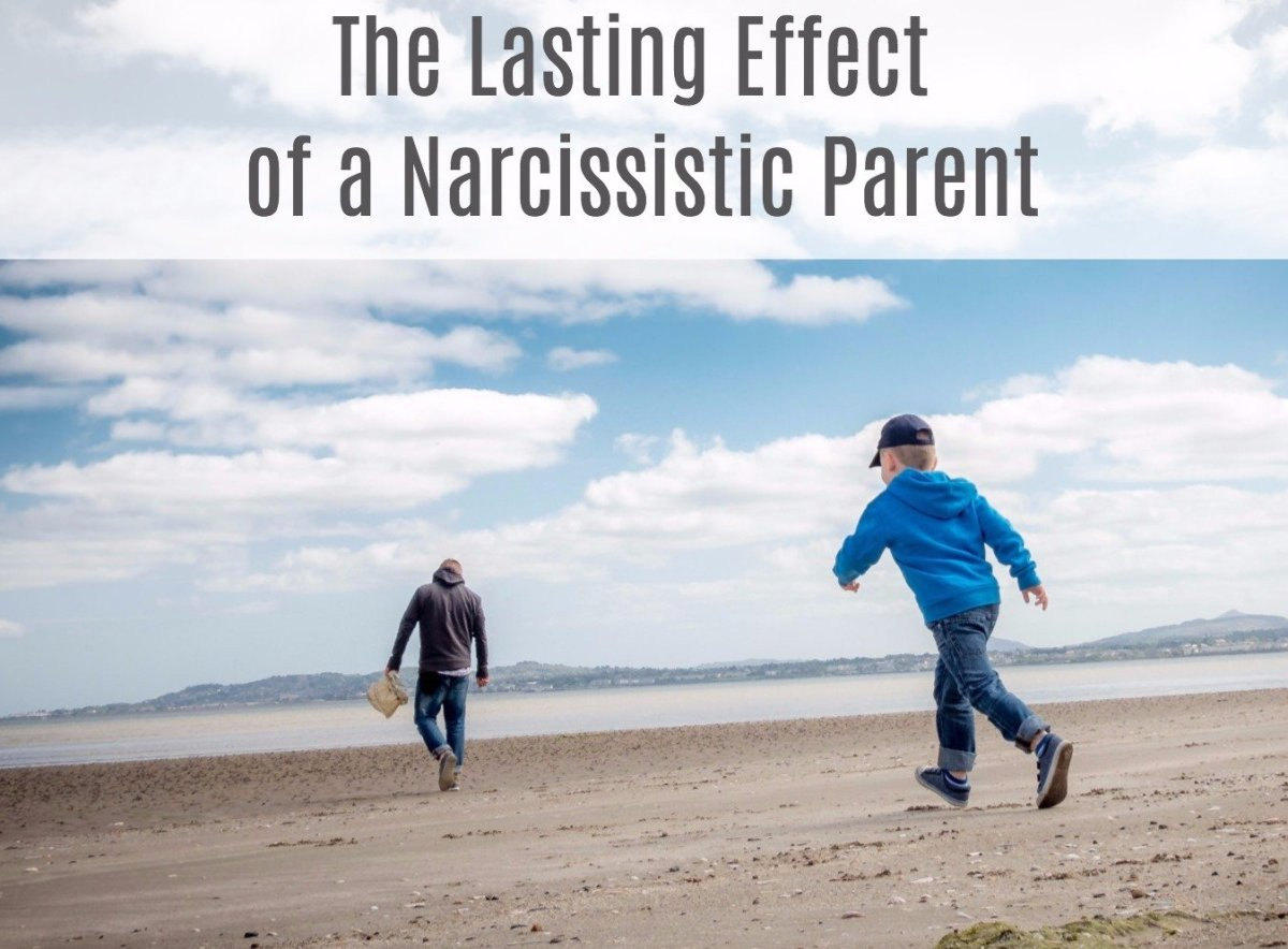 How a Parent's Narcissistic Personality Disorder Affects