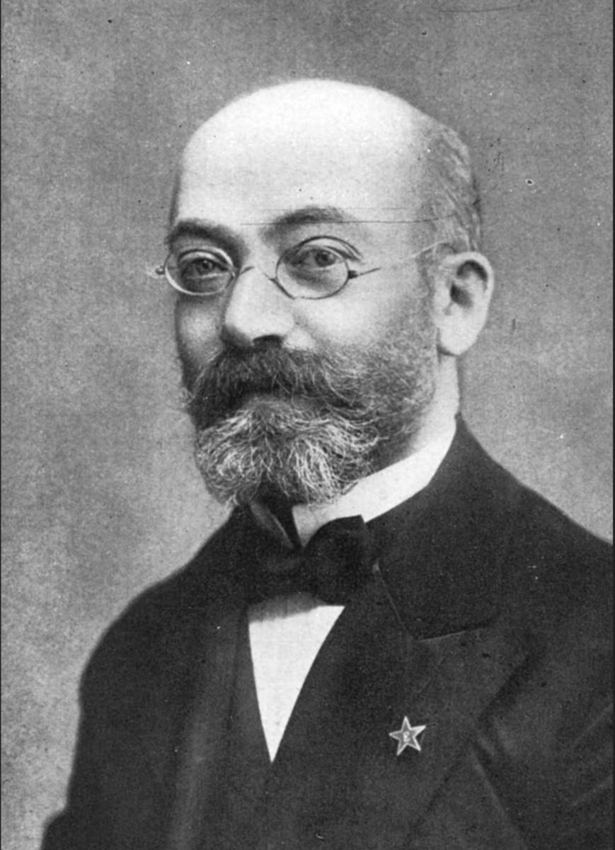 L.L. Zamenhof - The Inventor of Esperanto