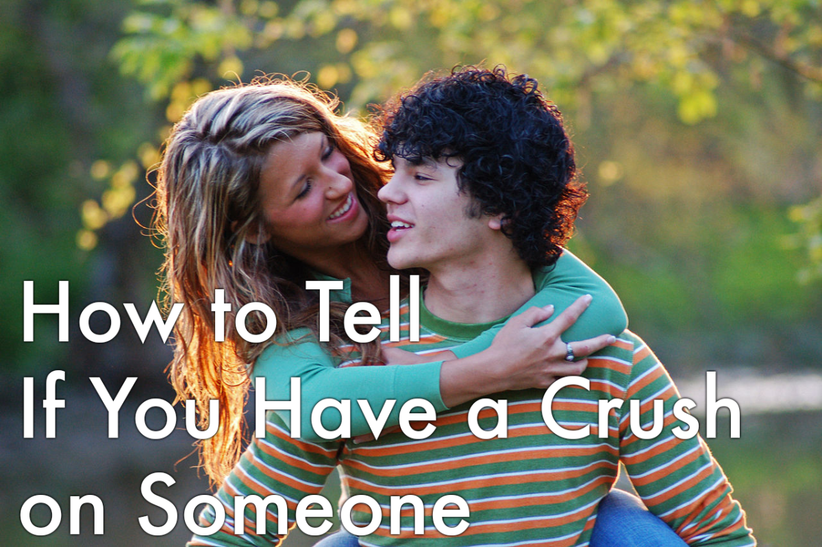 Not sure if you have a crush on someone? Check for these signs.