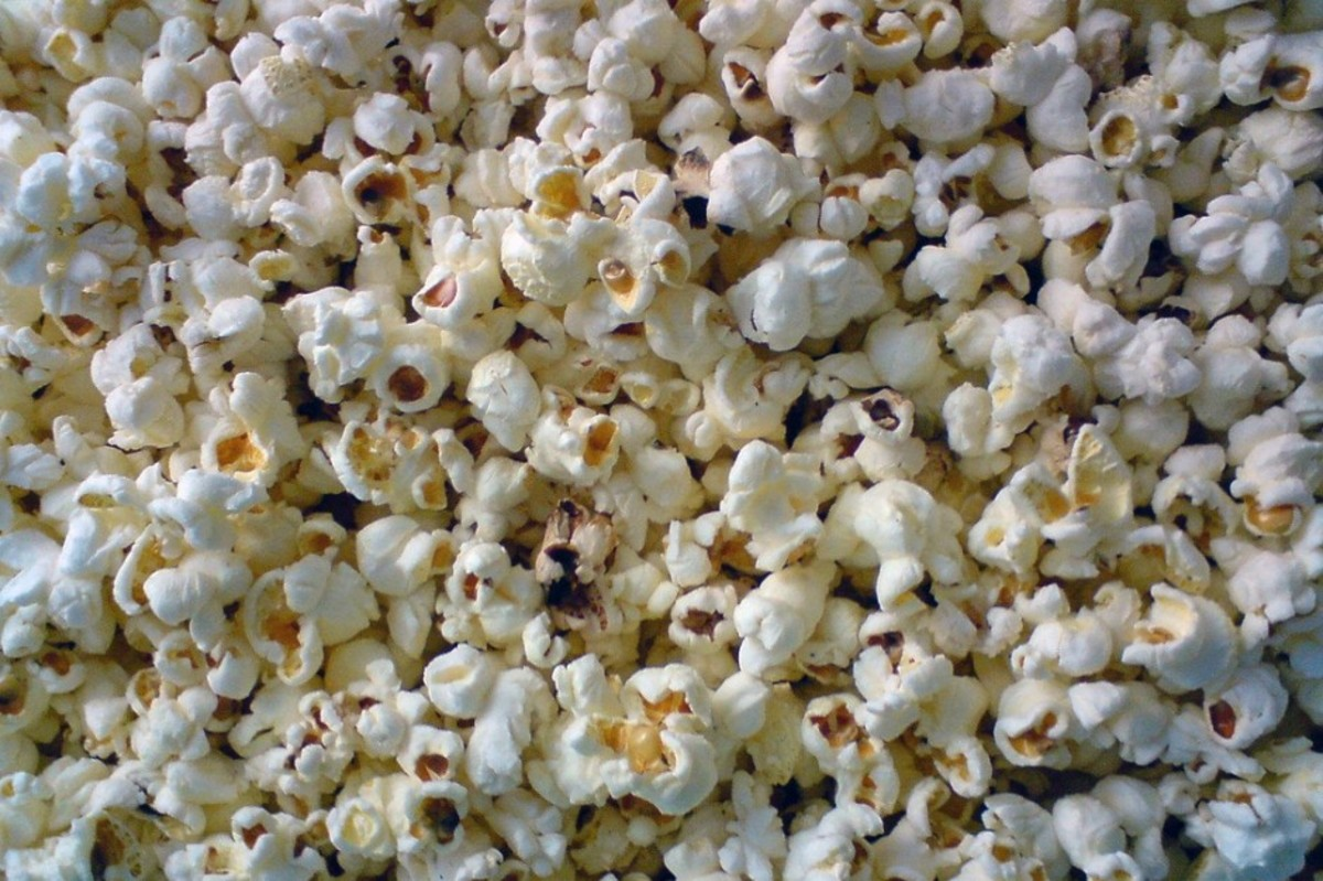 How Is Popcorn Made? the Physics of Cooking Popcorn