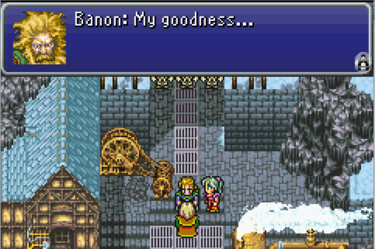 Final Fantasy VI Walkthrough, Part Eleven: Terra's Scenario
