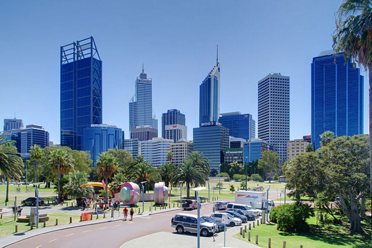 Top Places To Go Visit in Perth and Western Australia