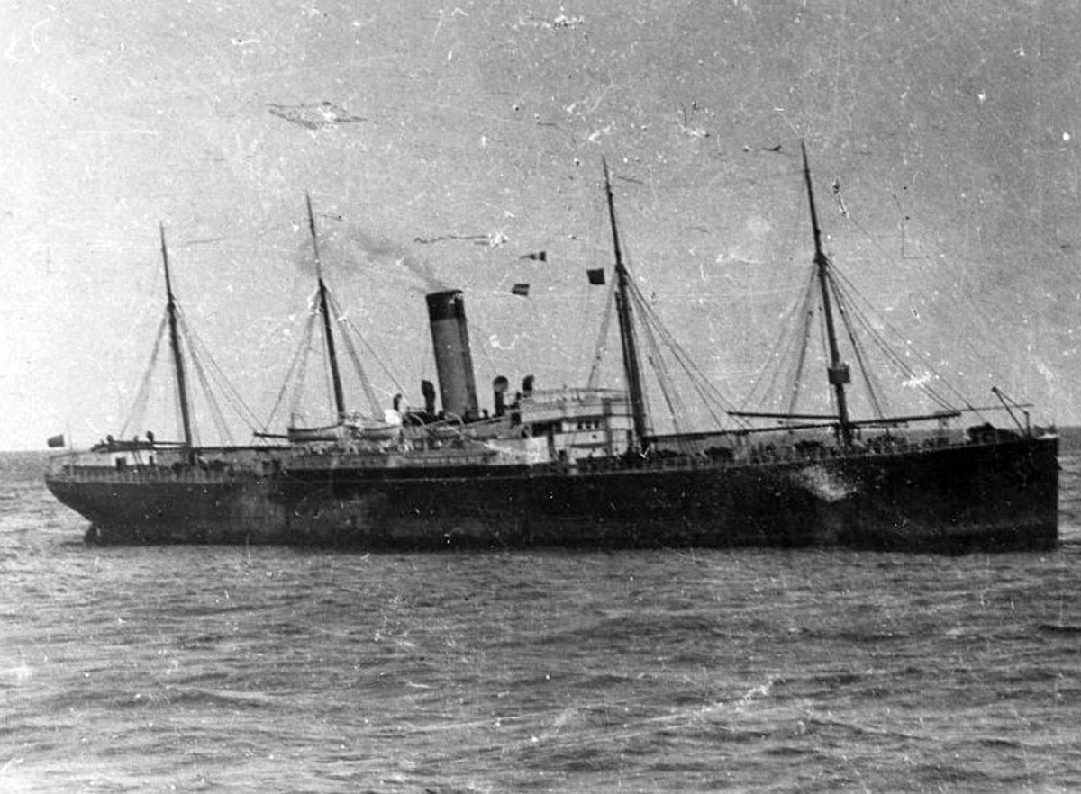The SS Californian: The Ship That Watched Titanic Sink.