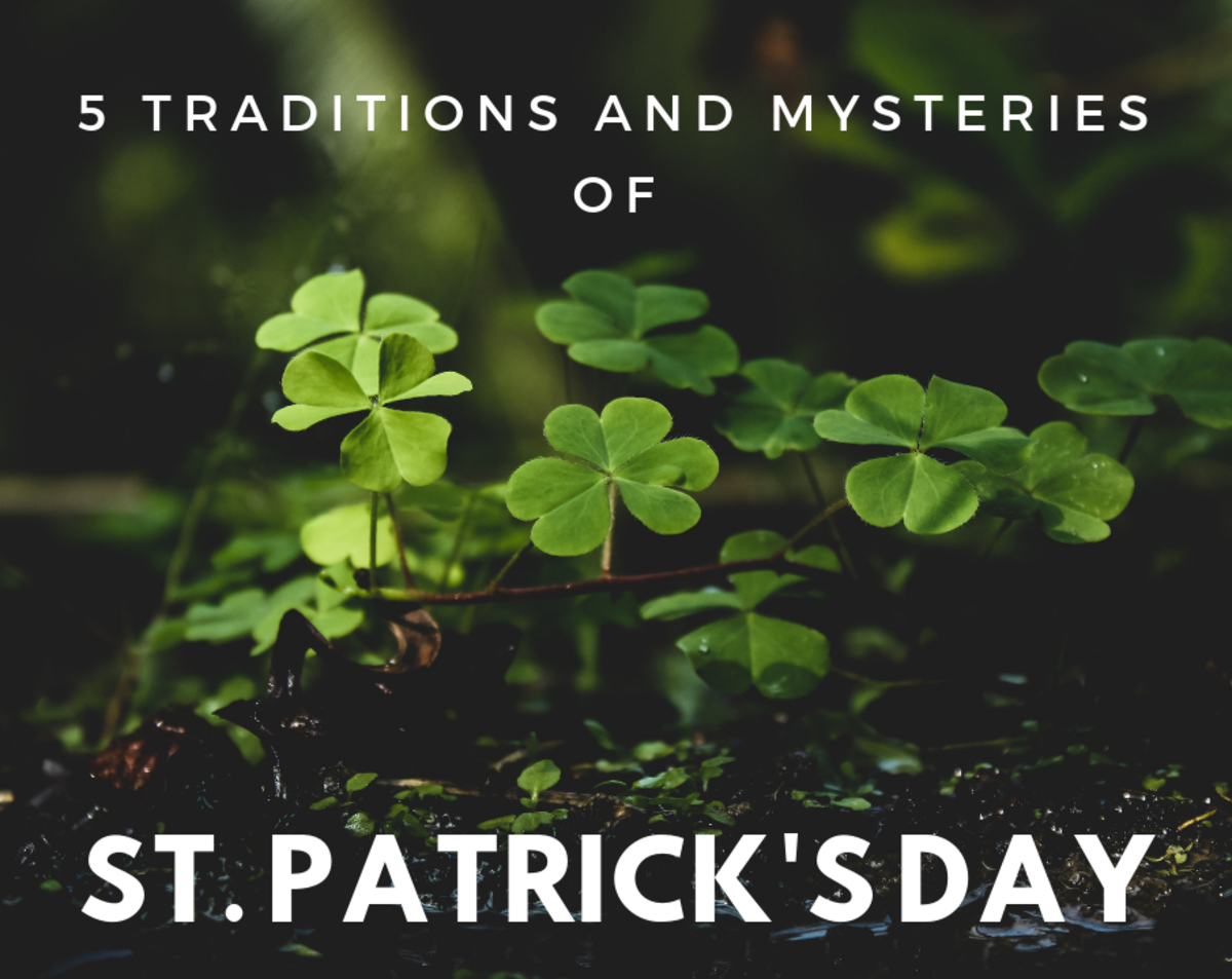 Ever wondered why you're supposed to wear green on St. Patrick's Day? Read on to find the answer to that question and more.