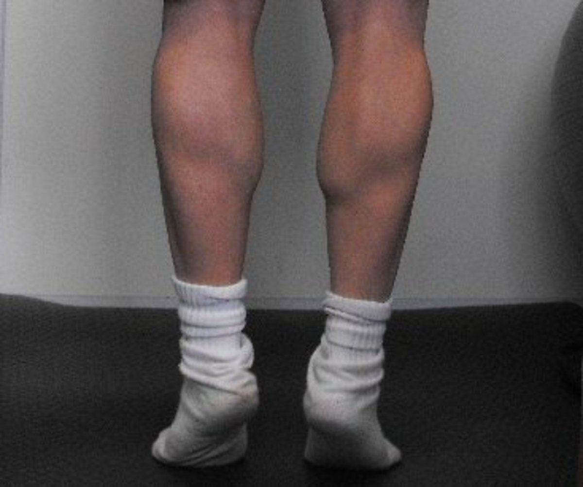 Exercises for Large, Rock-Hard Calf Muscles Without Weights