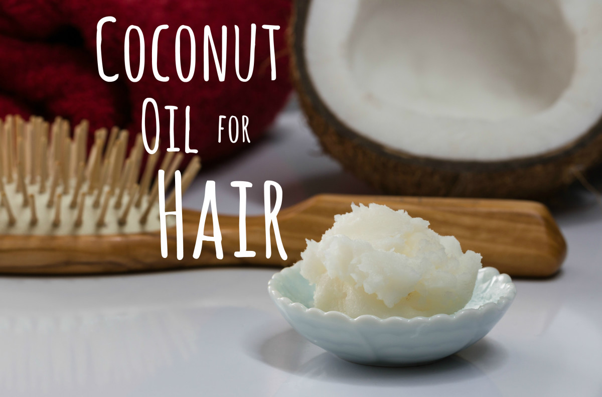 Using Coconut Oil for Healthy, Gorgeous Hair