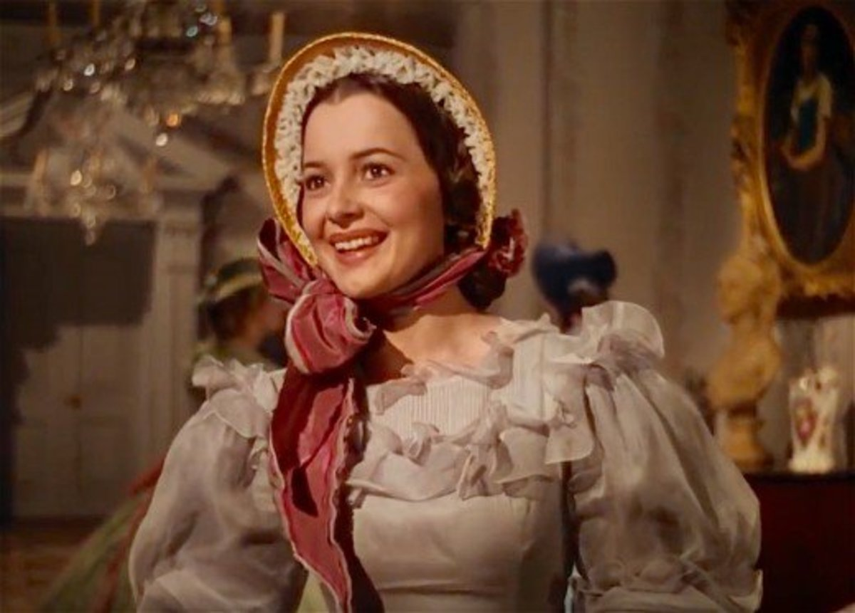 "Olivia de Havilland: Trivia & Secrets About Scarlett O'Hara's Love Rival in ""Gone with the Wind"""