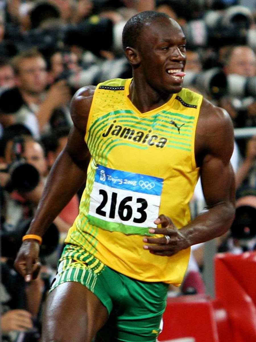 Usain Bolt makes up one the 10 cool facts about Jamaica