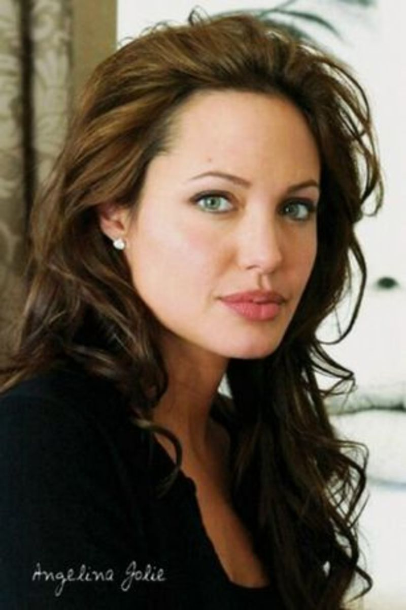 Pretty Angelina